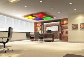 boutique eclairage led pour hotel