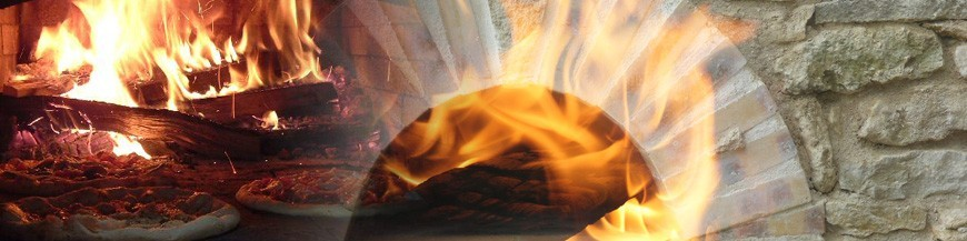 four à pizza ou pour le pain au feu de bois