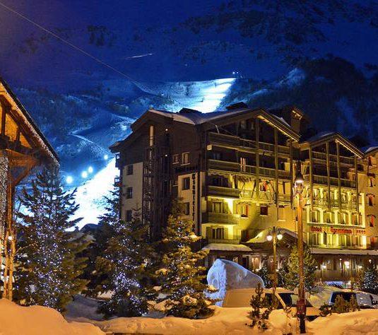 L'adresse d'un bel hotel 4 étoiles en Savoie