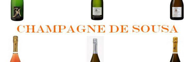 Connaissez-vous l'excellent champagne De Sousa ?