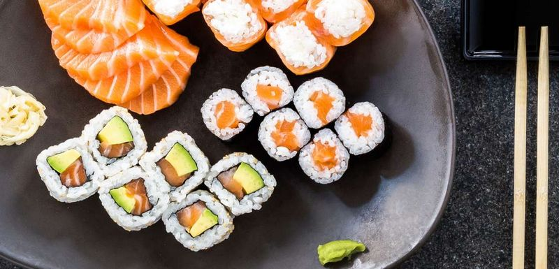 livraison sushi shop lyon