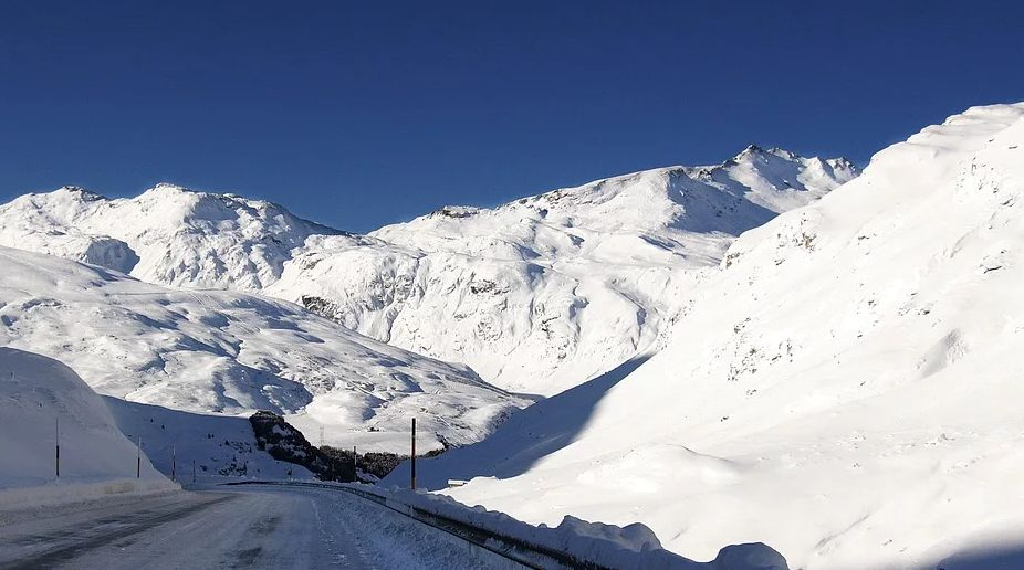 chauffeur VTC ski courchevel